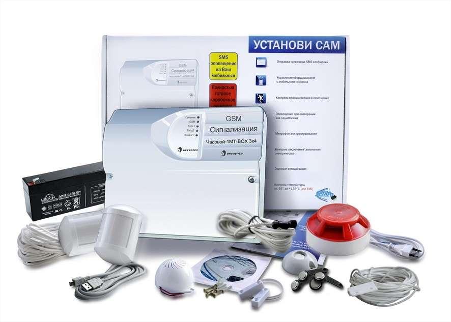 GSM сигнализация для самостоятельной установки, удаленное управление устройством, удаленный контроль объекта, устройства удаленного контроля