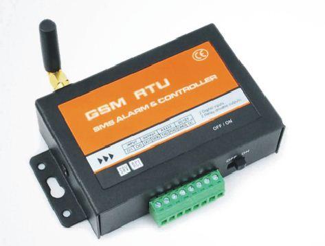 Терминал удаленного доступа CWT5005 GSM с поддержкой 2 цифровых входов и 2 релейных выходов.