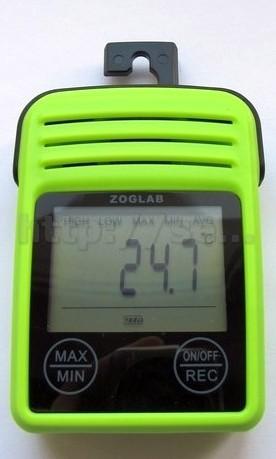 Мобильный автономный регистратор температуры.