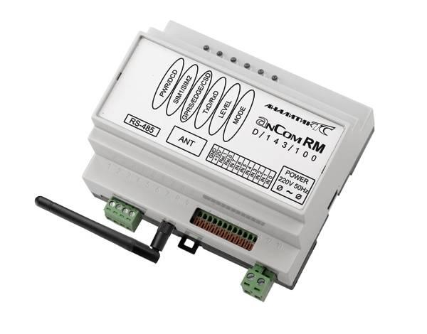 Промышленный GSM модем